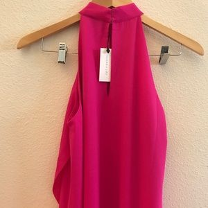 Sugarlips Dresses - Hot Pink Dress